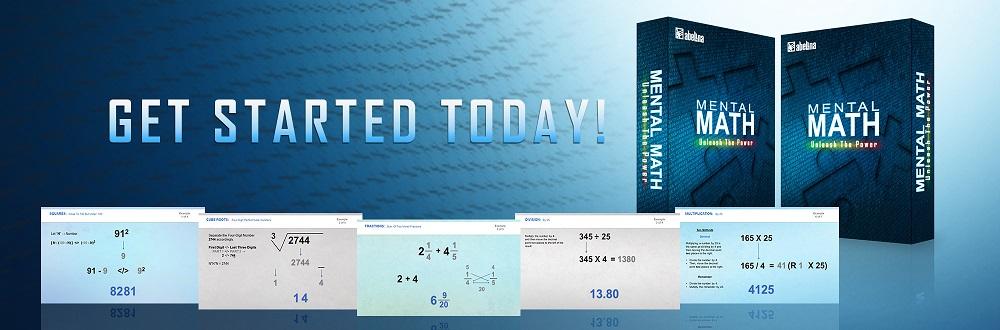 Mental Math Unleash The Power