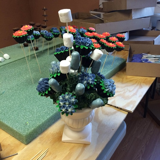 Teaneck, NJ Locals Create the Newest Innovation in Gifting – Gourmet Pastry Bouquets