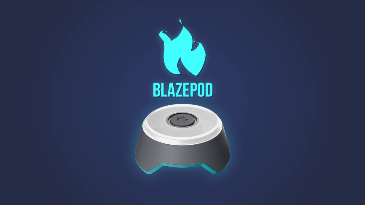 BlazePod Unveils World's First Flash Reflex Training System For Everyone