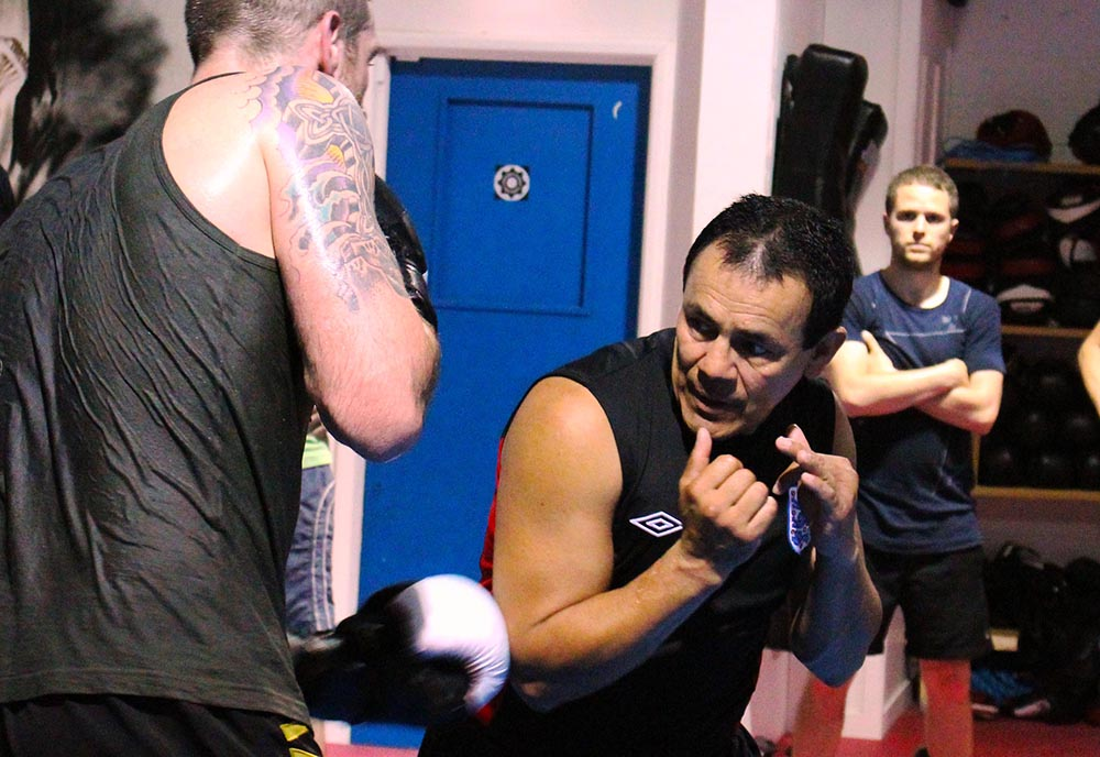 Boxing Has Mental Health Benefits