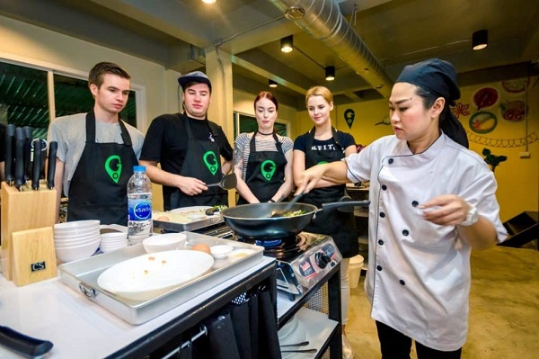 Bangkok why Cooking Classes are the right choice to Great Team Building Activities