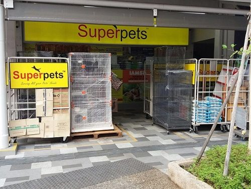 Superpets, Singapore First And Only 24hrs Pet Retail Store Breaks Into A New Market.