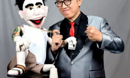 Famous Singapore Ventriloquist, Joseph Then, celebrating His Decade-long and still rising Success